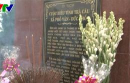 Quảng Ngãi: Dâng hương tưởng niệm nạn nhân bị thảm sát trong Tết Mậu Thân 1968