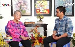 Trò chuyện cùng nữ họa sĩ tranh lụa nổi tiếng Việt Nam