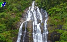 Ninh Thuận: Phát hiện hệ thống thác kỳ vĩ trong rừng nguyên sinh