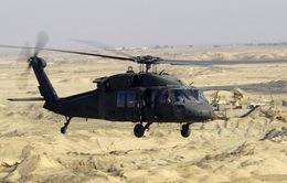Mỹ chuyển giao thêm 2 chiếc trực thăng Black Hawk cho Jordan