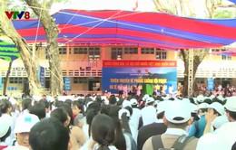 Truyền thông phòng chống tội phạm và ma tuý cho học sinh THPT miền Trung và miền Nam