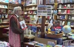 Người bán sách lớn tuổi nhất nước Đức
