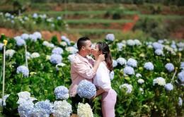 """MC Hoàng Linh """"Chúng tôi là chiến sĩ"""" tung ảnh cưới đẹp như mơ tại Đà Lạt"""