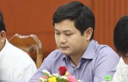 Tạm đình chỉ công tác Giám đốc Sở KHĐT Quảng Nam