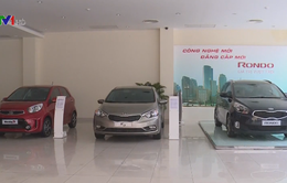 Thị trường ô tô đầu năm thiếu xe để bán