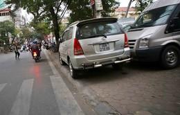 Hà Nội chống thất thu thuế từ các bãi trông giữ xe trái phép