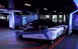 Đơn giản hóa việc tìm bãi đỗ xe bằng công nghệ