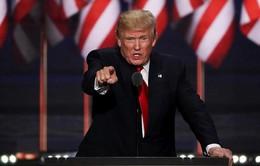 Tổng thống Donald Trump kêu gọi nước Mỹ đoàn kết