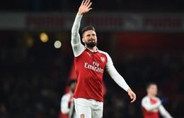 Chelsea quyết mua Giroud, dọn đường cho Arsenal đón Aubameyang
