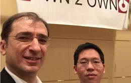 Google trao giải cho siêu hacker Trung Quốc