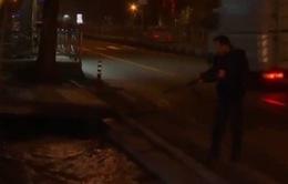 Iran: Dùng lính bắn tỉa để diệt chuột
