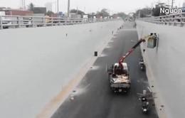 TP.HCM: Thông hầm chui Mỹ Thủy đi cảng Cát Lái