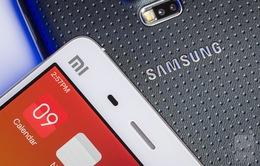 "Sau Apple, Xiaomi lại muốn ""phá đám"" Samsung"
