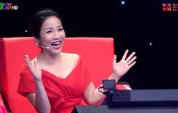 """Mỹ Linh với khoảnh khắc siêu đáng yêu ở """"Ban nhạc Việt"""""""