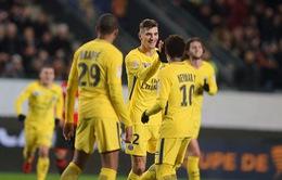 Mbappe nhận kết buồn ngày PSG vào chung kết Cúp Liên đoàn