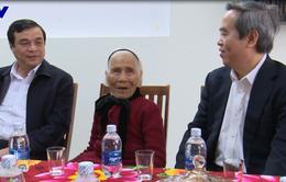 Trưởng Ban Kinh tế Trung ương thăm, chúc Tết các Mẹ VNAH tại Quảng Nam