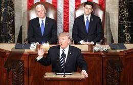 Những vấn đề kinh tế đáng chú ý trong Thông điệp Liên bang của Tổng thống Mỹ