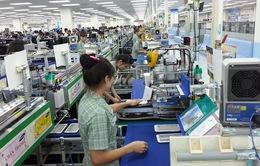 Xuất khẩu điện thoại và linh kiện vọt tăng hơn 80% tháng đầu năm
