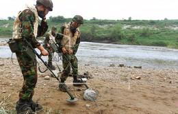 Hàn Quốc, Triều Tiên bắt đầu dỡ bỏ mìn ở khu vực phi quân sự