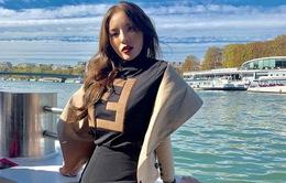 Ngắm gu thời trang cực chất của Hoa hậu Kỳ Duyên tại Pháp