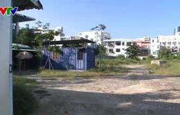 """Đà Nẵng xây bãi giữ xe và công viên trên đất dự án """"treo"""" 10 năm"""