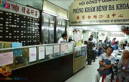 Phòng khám Đông y của những người nghèo