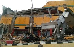 Số người chết vì động đất, sóng thần ở Indonesia vượt quá 1.200 người
