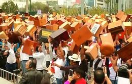 Sôi động lễ hội trống Cajon tại Peru