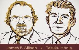 Giải Nobel Y sinh 2018 thuộc về hai nhà khoa học Mỹ và Nhật Bản