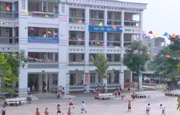Hà Nội: Giảm tải trường học bằng giải pháp nâng tầng