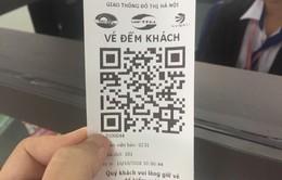 Hà Nội chính thức sử dụng vé điện tử tại xe bus nhanh BRT