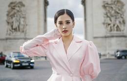 Hoa hậu Tiểu Vy khoe trọn bộ ảnh đẹp say đắm tại Pháp