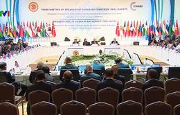 Bế mạc Hội nghị Chủ tịch Quốc hội các nước Á - Âu lần thứ 3