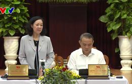 """Đoàn công tác Trung ương kiểm tra thực hiện """"Năm Dân vận Chính quyền"""" tại Đà Nẵng"""