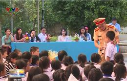 Bình Định: Trang bị kiến thức an toàn giao thông cho học sinh