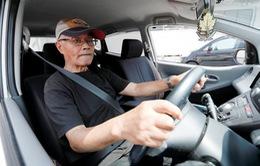 Nhật Bản nỗ lực giảm tai nạn giao thông liên quan tới tài xế lớn tuổi