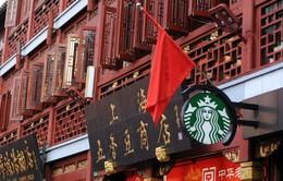 Starbucks mở thêm cửa hàng tại châu Á