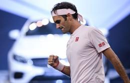 Federer hẹn Nishikori tại tứ kết Thượng Hải Masters 2018