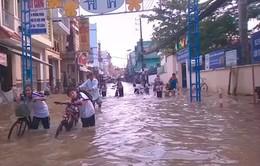 Cảnh báo tình trạng sụt lún đất tại Cần Thơ