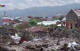 Gia tăng số người thương vong trong thảm họa kép ở Indonesia