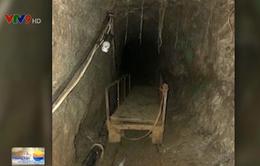 Phát hiện đường hầm bí mật từ Mexico đến California, Mỹ