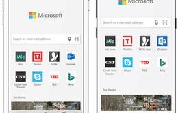 Microsoft Edge trên iOS tăng khả năng hỗ trợ người dùng của Siri
