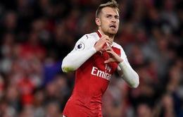 """Đàm phán với Arsenal đổ bể, Ramsey được hàng loạt """"ông lớn"""" nhắm đến"""