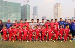 ĐT U19 Việt Nam lên đường sang Indonesia tham dự VCK U19 châu Á 2018