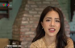 Phùng Khánh Linh chia sẻ về chiếc tủ quần áo tuổi ấu thơ