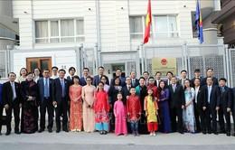 Chủ tịch Quốc hội gặp gỡ cộng đồng người Việt tại Thổ Nhĩ Kỳ