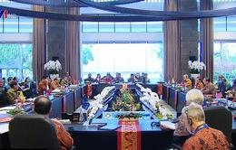 Lãnh đạo ASEAN gặp lãnh đạo WB và IMF