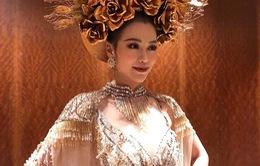 Đại diện Việt Nam giành giải Vàng trang phục dân tộc châu Á và Châu Đại dương tại Miss Earth 2018