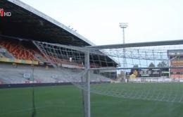 Bê bối bóng đá quy mô lớn tại Bỉ