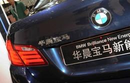 BMW mua liên doanh tại Trung Quốc